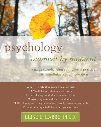 Psychology Moment by Moment: A Guide to Enhancing Your Clinical Practice with Mindfulness and ...