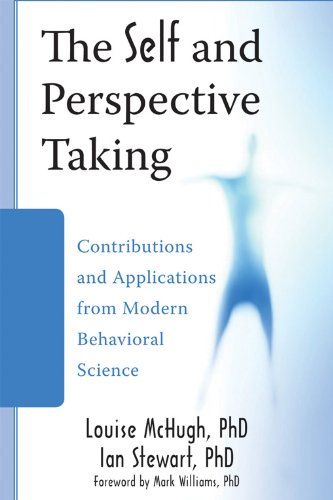 9781572249967: The Self and Perspective Taking: Contributions and Applications from Modern Behavioral Science