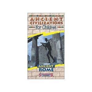 9781572251434: Ancient Civilizations for Children: Ancient Rome [VHS]