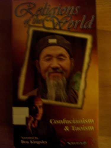 9781572252035: Religions of the World:Confucianism & Taoism narrated by Ben Kingsley [VHS]