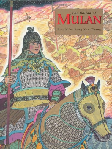 9781572270541: The Ballad of Mulan (English and Chinese Edition)