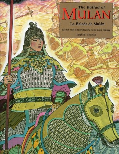 9781572271364: The Ballad of Mulan: Bilingual - English and Spanish