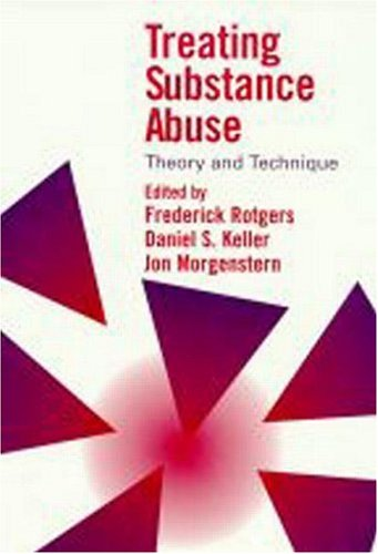 9781572300255: Treating Substance Abuse: Theory and Technique