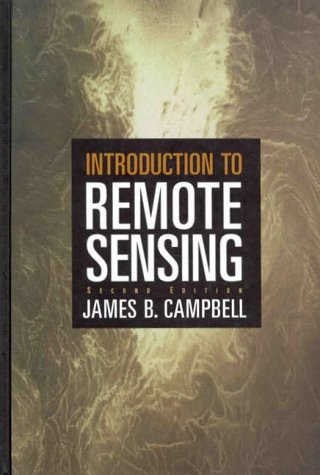 9781572300415: Introduction to Remote Sensing: Second Edition