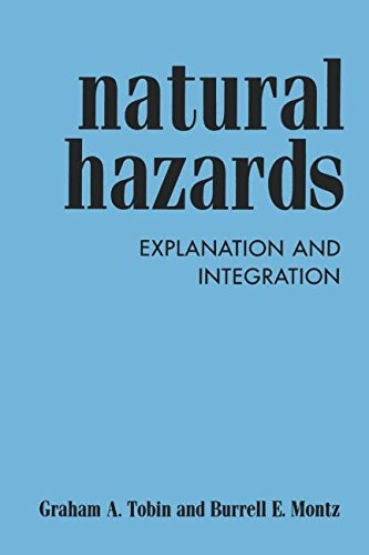 9781572300620: Natural Hazards: Explanation and Integration