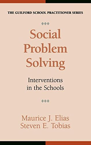 9781572300729: Social Problem Solving: Interventions in the Schools (Guilford School Practitioner)