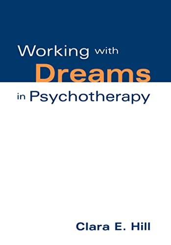 9781572300927: Working with Dreams in Psychotherapy (The Practicing Professional)