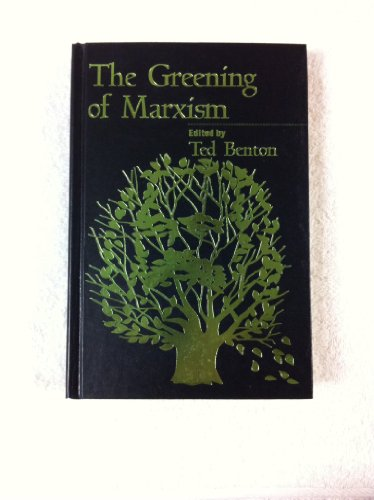 9781572301184: The Greening of Marxism