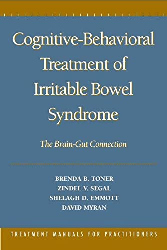 9781572301351: Cognitive-Behavioral Treatment of Irritable Bowel Syndrome: The Brain-Gut Connection