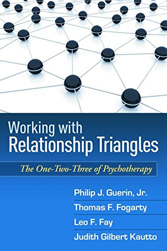 9781572301436: Working with Relationship Triangles: One-Two-Three of Psychotherapy, The
