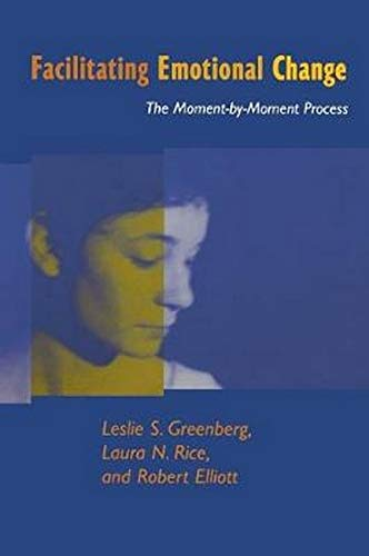 9781572302013: Facilitating Emotional Change: The Moment--by-Moment Process