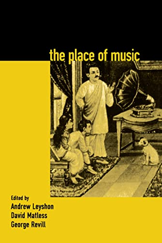 The Place of Music (Mappings: Society/Theory/Space)