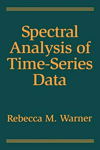 9781572303386: Spectral Analysis Of Time Series Data (Methodology in the Social Sciences)