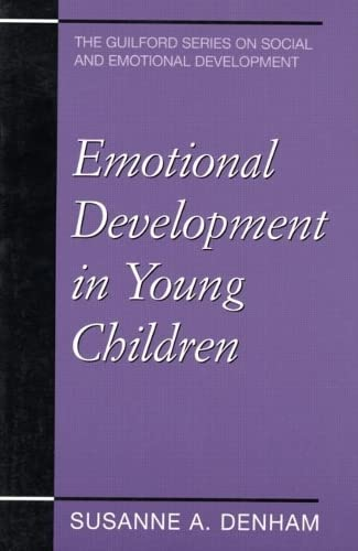 9781572303607: Emotional Development in Young Children (The Guilford Series on Social and Emotional Development)