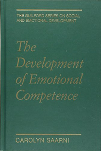 9781572304338: The Development of Emotional Competence