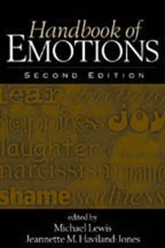 9781572305298: Handbook of Emotions, Second Edition