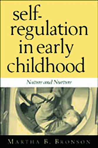 9781572305328: Self-Regulation in Early Childhood: Nature and Nurture
