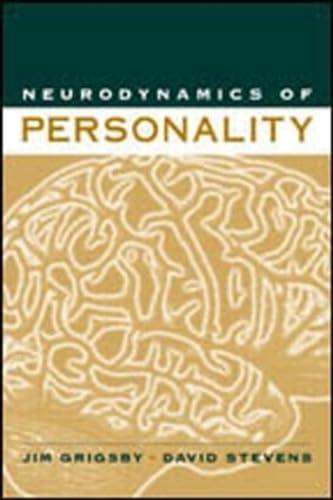 9781572305472: Neurodynamics of Personality