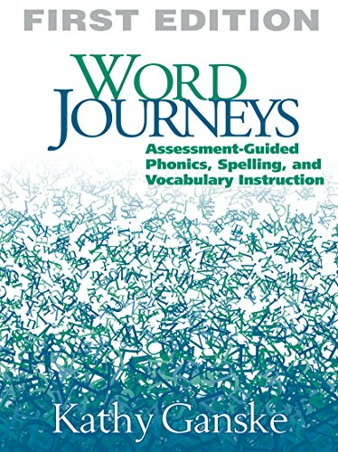9781572305595: Word Journeys: Assessment-Guided Phonics, Spelling, and Vocabulary Instruction
