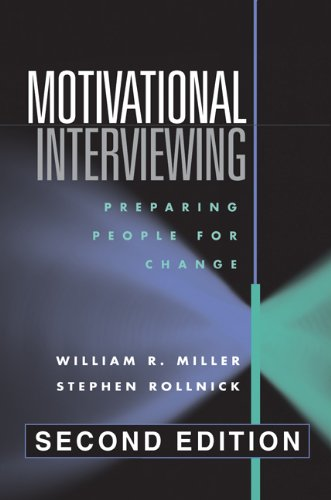 9781572305632: Motivational Interviewing: Preparing People for Change, 2nd Edition