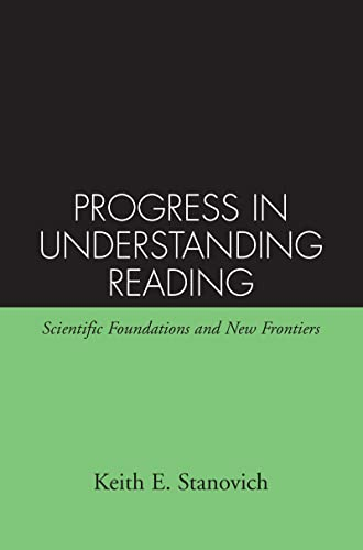 9781572305649: Progress in Understanding Reading: Scientific Foundations and New Frontiers
