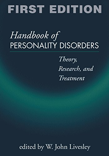 9781572306295: Handbook of Personality Disorders: Theory, Research, and Treatment
