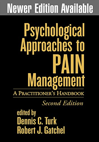 9781572306424: Psychological Approaches to Pain Management, Second Edition: A Practitioner's Handbook