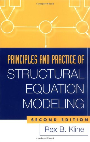 9781572306905: Principles and Practice of Structural Equation Modeling, Second Edition (Methodology in the Social Sciences)