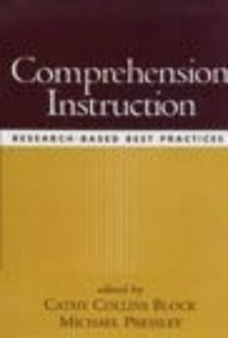 9781572306936: Comprehension Instruction: Research-Based Best Practices