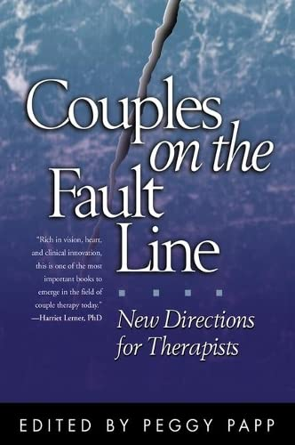 9781572307056: Couples on the Fault Line: New Directions for Therapists