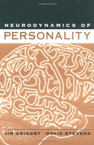 9781572307476: Neurodynamics of Personality