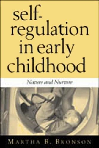9781572307520: Self-Regulation in Early Childhood: Nature and Nurture