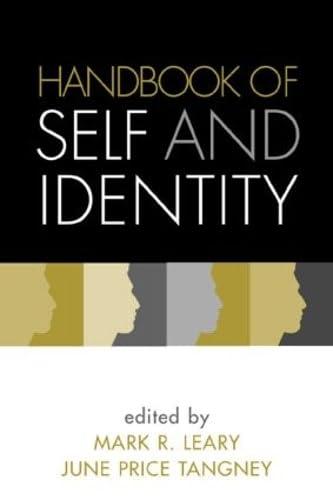 9781572307988: Handbook of Self and Identity