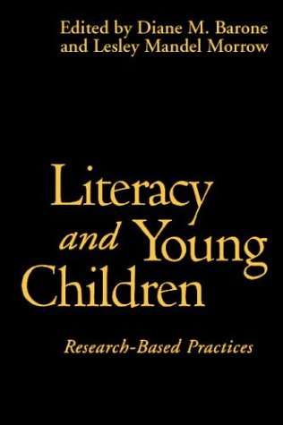 9781572308206: Literacy and Young Children: Research-Based Practices