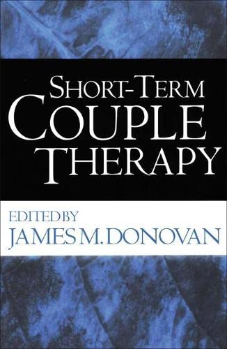 9781572308336: Short-Term Couple Therapy