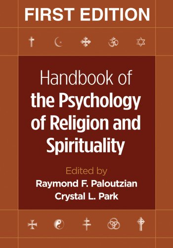 9781572309227: Handbook of the Psychology of Religion and Spirituality, First Edition