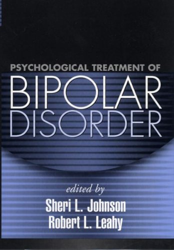 9781572309241: Psychological Treatment of Bipolar Disorder