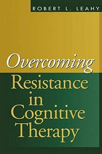 9781572309364: Overcoming Resistance in Cognitive Therapy