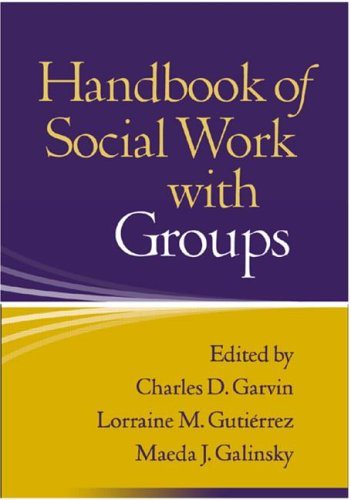 9781572309999: Handbook of Social Work with Groups