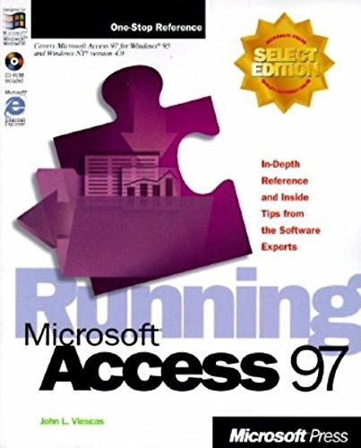 9781572313231: Running Microsoft Access 97