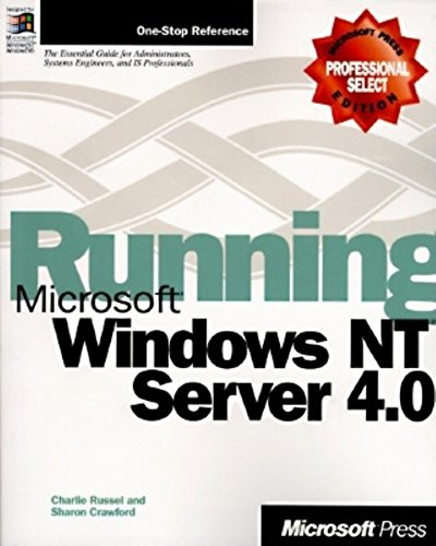 Running Microsoft Windows NT Server 4.0 (1572313331) by Russel, Charlie