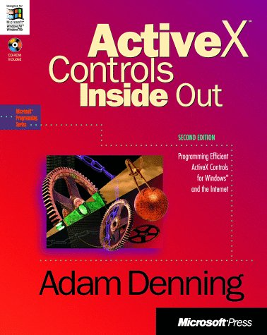 OLE Controls Inside and Out: Adam Denning