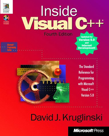 9781572315655: INSIDE VISUAL C++, 4TH EDITION (Microsoft Programming Series)