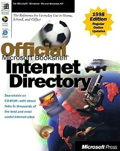 9781572316171: Microsoft Bookshelf Internet Directory