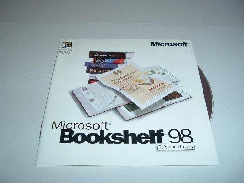 9781572316195: Microsoft Bookshelf 98: Reference library