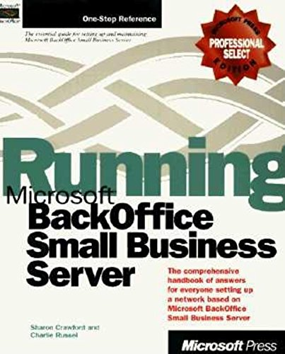 Running Microsoft Windows NT Server for Small Businesses (1572316888) by Crawford, Sharon; Russel, Charlie