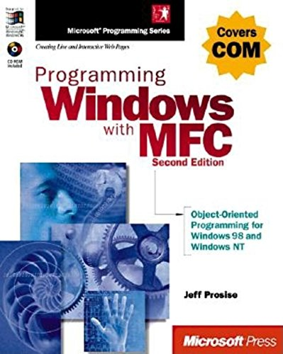 9781572316959: Programming Windows with MFC, Second Edition