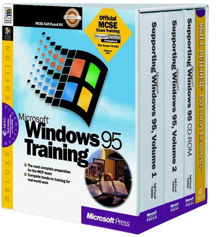 9781572318304: Microsoft Windows 95 Training Kit