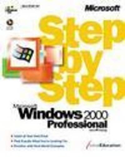 9781572318472: Microsoft Windows 2000 Professional Step by Step (Step by Step (Microsoft))