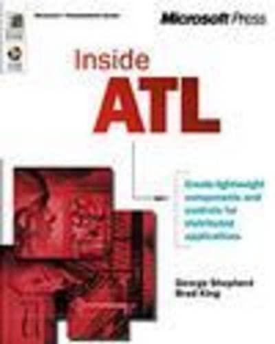 Inside ATL (Programming Languages/C): Steve Zimmerman, George